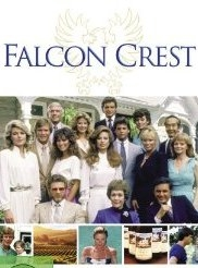 Falcon Crest (5ª Temporada)  - Poster / Capa / Cartaz - Oficial 1