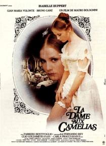 A Dama das Camélias - Poster / Capa / Cartaz - Oficial 1