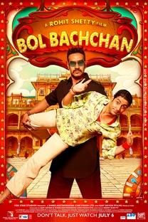 Bol Bachchan - Poster / Capa / Cartaz - Oficial 7